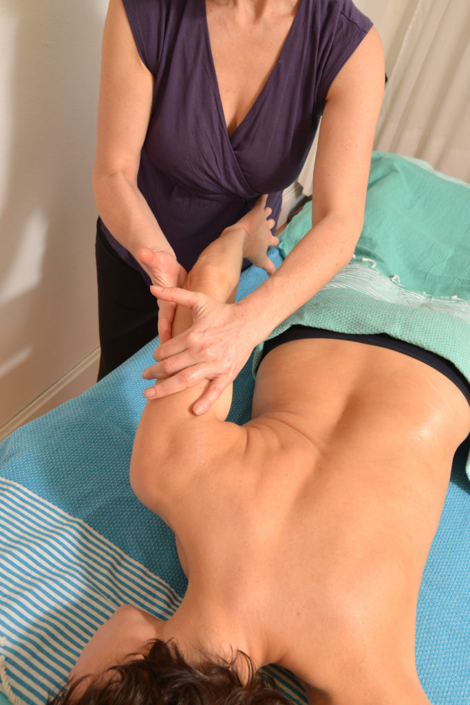 EMMANUELLE GRAMA - Massage sensitif